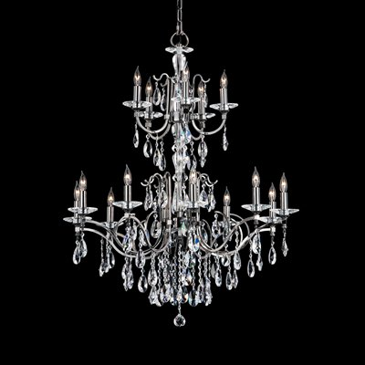 Glass Chandeliers on Crystal Chandeliers