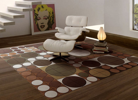 Interior Decorating Ideas : How to Choose Area Rugs to Complement
